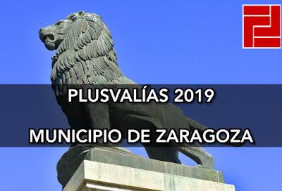 Modificación en 2019 de la Ordenanza Fiscal nº 9 del Ayuntamiento de Zaragoza, relativa al Impuesto sobre el Incremento del Valor de los Terrenos de Naturaleza Urbana (Plusvalía) Abogados de herencias en Zaragoza